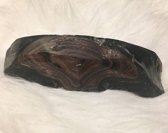 Mahogany Obsidian (Glass Butte, OR.)