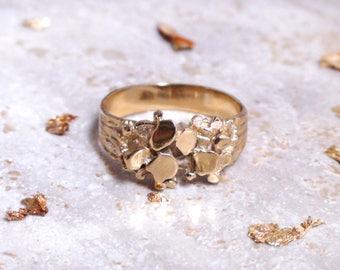 Statement Ring Gold Jewelry Boho Ring