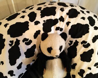 Holy Cow Boomerang Pillowcase
