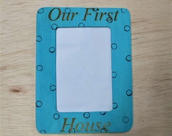 Our First... Picture Frame