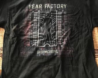 Fear Factory - Digimortal Cover - T-shirt