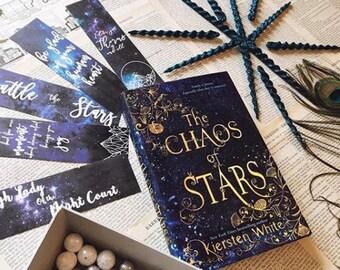 A Court of Thorns and Roses Bookmarks // ACOTAR // Sarah J Maas // Bookstagram Prop
