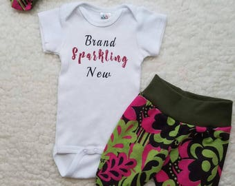 Brand Sparkling New-Newborn Outfit