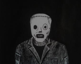 Corey Taylor from Slipknot
