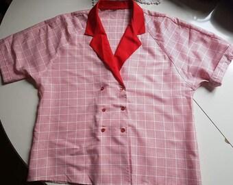 Women's Shirt years ' 50