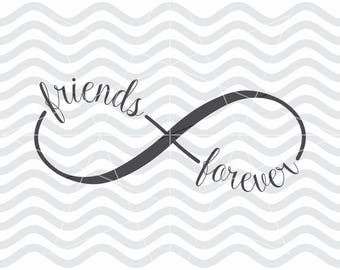 Friends svg, Friends dxf, Friend svg, Friend dxf, Friends svg files, Friends dxf files, Friends shirt svg, Friends shirt dxf, Friendship svg