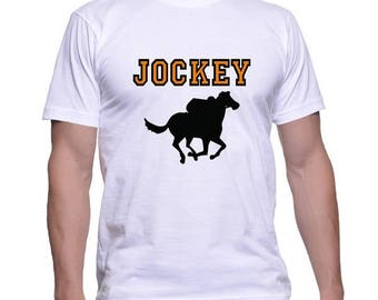 Tshirt for a Jockey