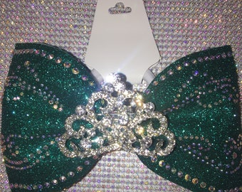 4 inch Tailless Cheer bow
