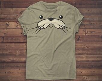Trophy Gay Cartoon Otter Gay Shirt