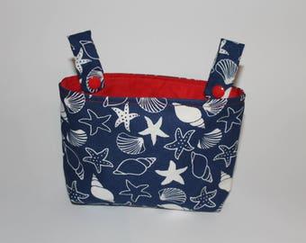 Handlebar bag for impeller shells