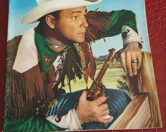 Roy Rogers Comics 46 strict 1951 F+ High-Grade Roy Rogers,