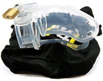 BON4L Male Chastity Device Silicone