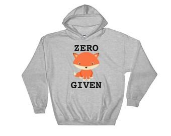 Funny Animal Themed Hooded Sweatshirt, Perfect Xmas Gift