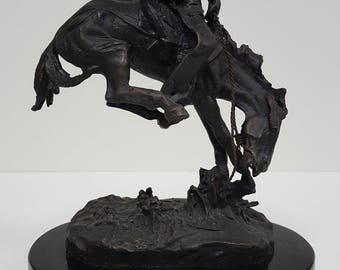Frederic Remington Outlaw