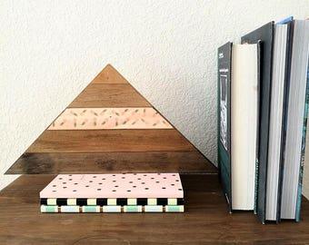 Triangle Print Design