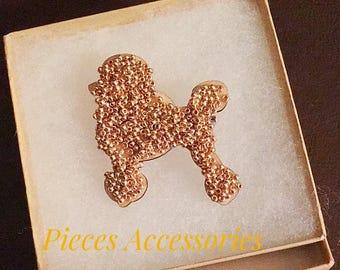 Custom Poodle Pin