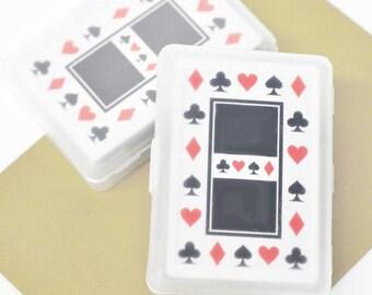 DIY Blank Playing Cards (Set of 12)