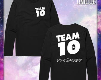 TEAM10 Long Sleeve Shirt-Unisex