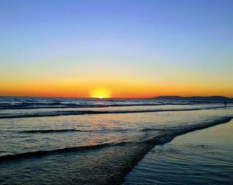 Portugese Sunset