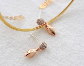 meteor earring