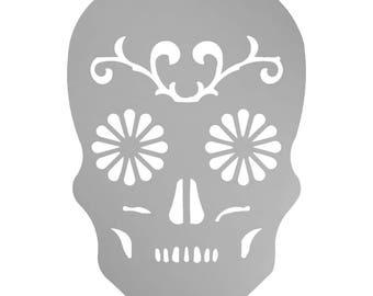 Metal, Art, Home Decor, Skulls