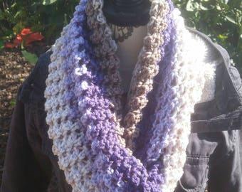 INfinity-round scarf