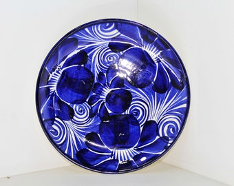 MEXICAN ARTISAN PLATE