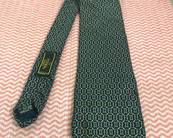 Nice FENDI Necktie Made In Italy