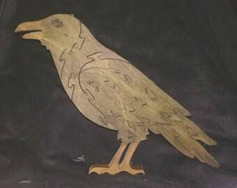 Raven puzzle