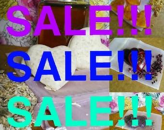 Rose Seduction Soap/Botanical Soap/ Heart soap/Rose soap/Gifts for her