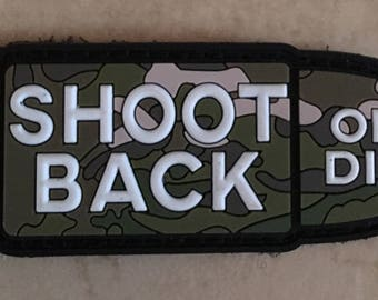 Shoot Back or Die Morale Patch
