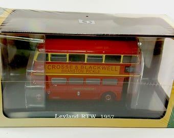 BUS COLLECTION - Leyland RTW - 1957 -  Atlas