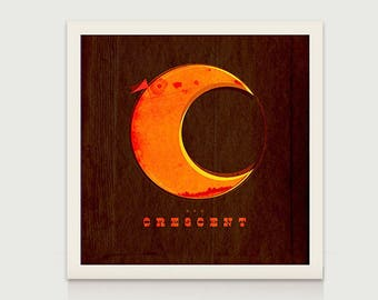 C- is for Crescent