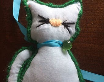 Molly the Cat Plush Novelty