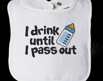 Cry Drink Pass Out