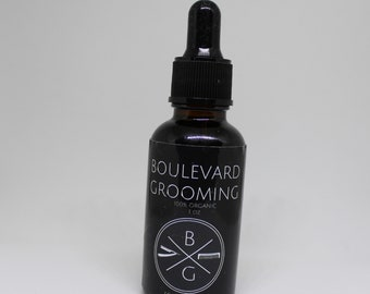 Beard oil (FRAGRANCE FREE)
