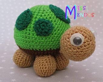 Amigrurumi Turtle