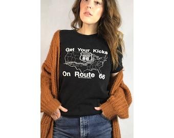 Vintage Route 66 shirt