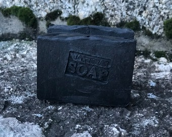 Activated Charcoal Natural Soap