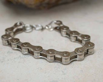 Bicycle Chain Bracelets
