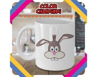 Easter Mug - Easter Gift - Easter Gifts - Bunny Mug - Coffee Mug - Easter Mugs - Easter Bunny - Happy Easter - Happy Easter Mug - Rabbit Mug