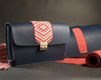 Shoulder Bag: Atayal's Heart