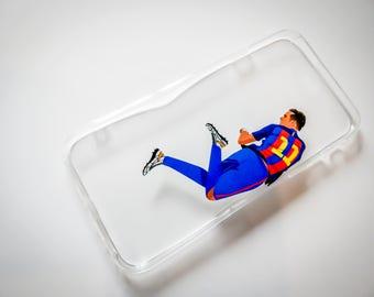 Neymar Barcelona Psg Football Soccer Phone Cover/Case For iPhone 5 5c 6 + 7 8 X
