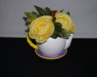 Beauty and the Beast Inspired Teapot