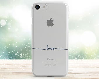 Love Case Iphone X Case Silicone Case Iphone 6 case Iphone 8 Plus Case Iphone 7 Plus case Samsung S8 case Iphone 5s case