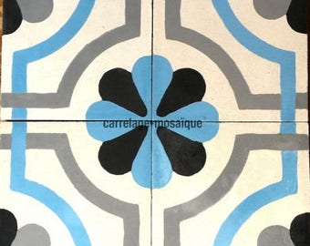 Incanto cement tiles