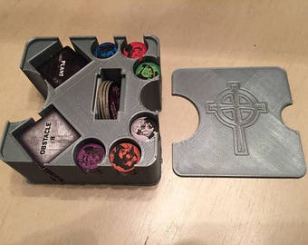 Betrayal At House On The Hill | Widows Walk Organizer | Token Container | Expansion