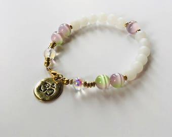 Ohm Yoga Bracelet