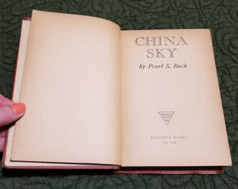 China Sky by Pearl S. Buck