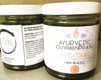 Ayurvedic Chyawanprash - Tridoshic